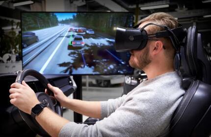 沃尔沃将使用混合现实模拟器开发新自动驾驶系统,让系统更安全