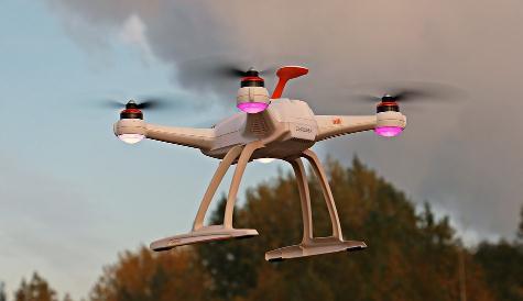 针对中国产无人机,日本政府将彻底修改无人机使用规定