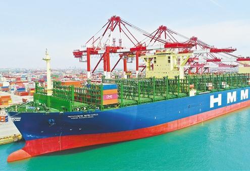 青岛自贸片区重点打造五大特色产业,推动'四链合一'