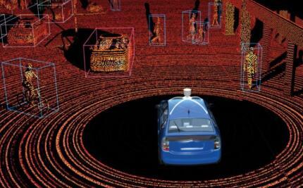 激光雷达路线或是特斯拉竞争对手在自动驾驶上追赶特斯拉的最好机会