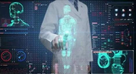 人工智能助力医疗健康事业的发展