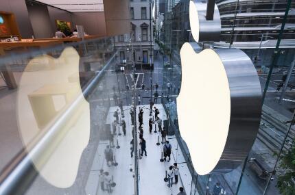 苹果跨界造车,其首款电动汽车Apple Car原型车已在美路测