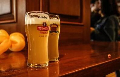 """从""""基地市场""""来看,青岛啤酒的核心竞争力"""