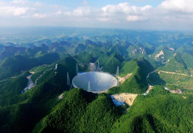 """4月1日起,""""中国天眼""""正式对全球科学界开放!"""