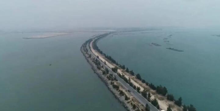 广西首个海上风电示范性项目正式开工,投资金额1100亿元