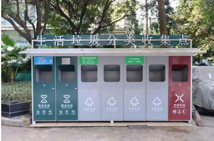 成都基本建成生活垃圾分类处理系统,分类覆盖率超90%!