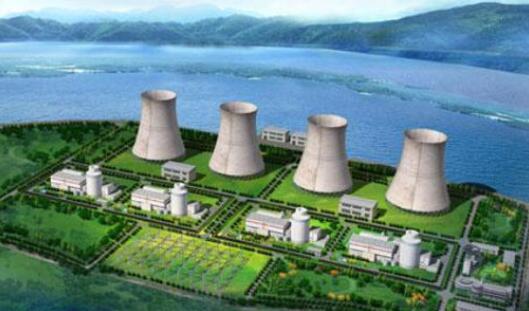 江西核电全面建成彭泽核电厂址113MW光伏电站