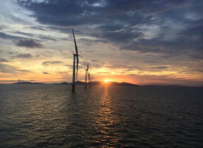 陕煤集团首个风电项目获核准及广东梅州首个风电项目并网投产