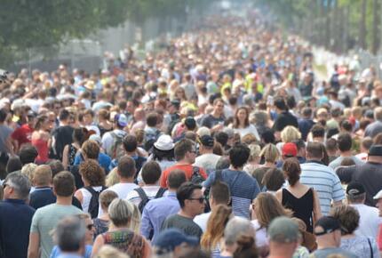 中国人口自然增长率排名,中国何时会被印度人口超越