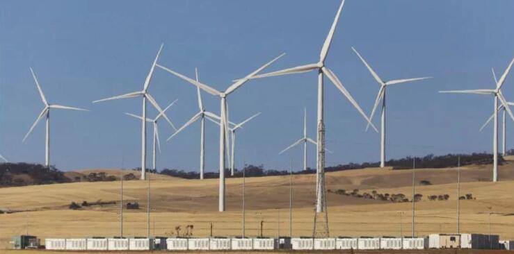 """未来""""大电池""""技术将应用于风能和太阳能的能源设备"""