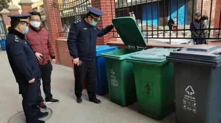 西安各区全面做好垃圾分类工作,打造绿色城市环境