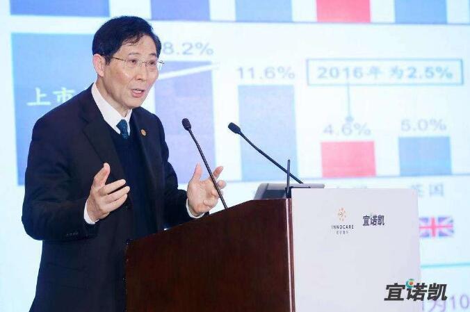 陈凯先院士:我国新药研发已跃入世界第二梯队