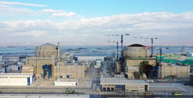 中核集团:华龙一号福清核电6号机组冷态性能试验已成功完成