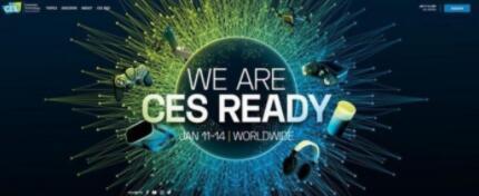 CES 2021将于1月11日开始首次以线上展览形式举办,为期4天