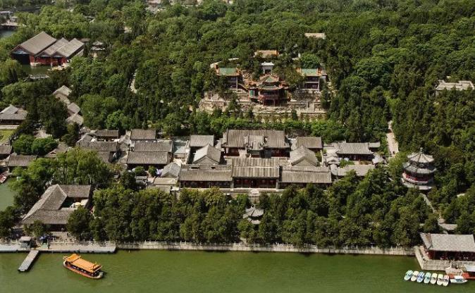 中国十大古典园林景观设计案例