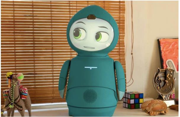 虚拟AI、生活助理、紫外线消毒机器人...盘点CES 2021新奇机器人