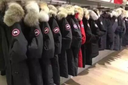 中国羽绒服十大品牌,世界羽绒服品牌排行榜前十名