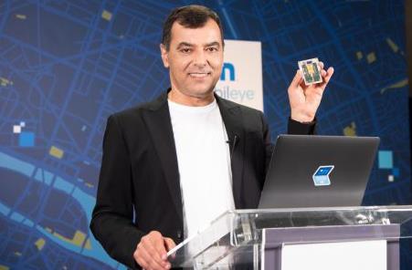 英特尔旗下Mobileye计划开发一款软件定义雷达,专门用于自动驾驶汽车