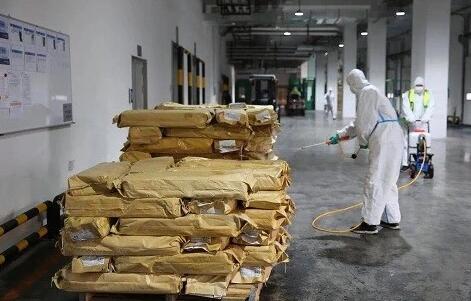 大连进口非冷链货物外包装发现新冠病毒阳性,荷兰出发经韩国