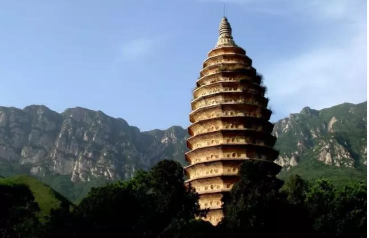 盘点中国古代十大名塔,你去过哪个?