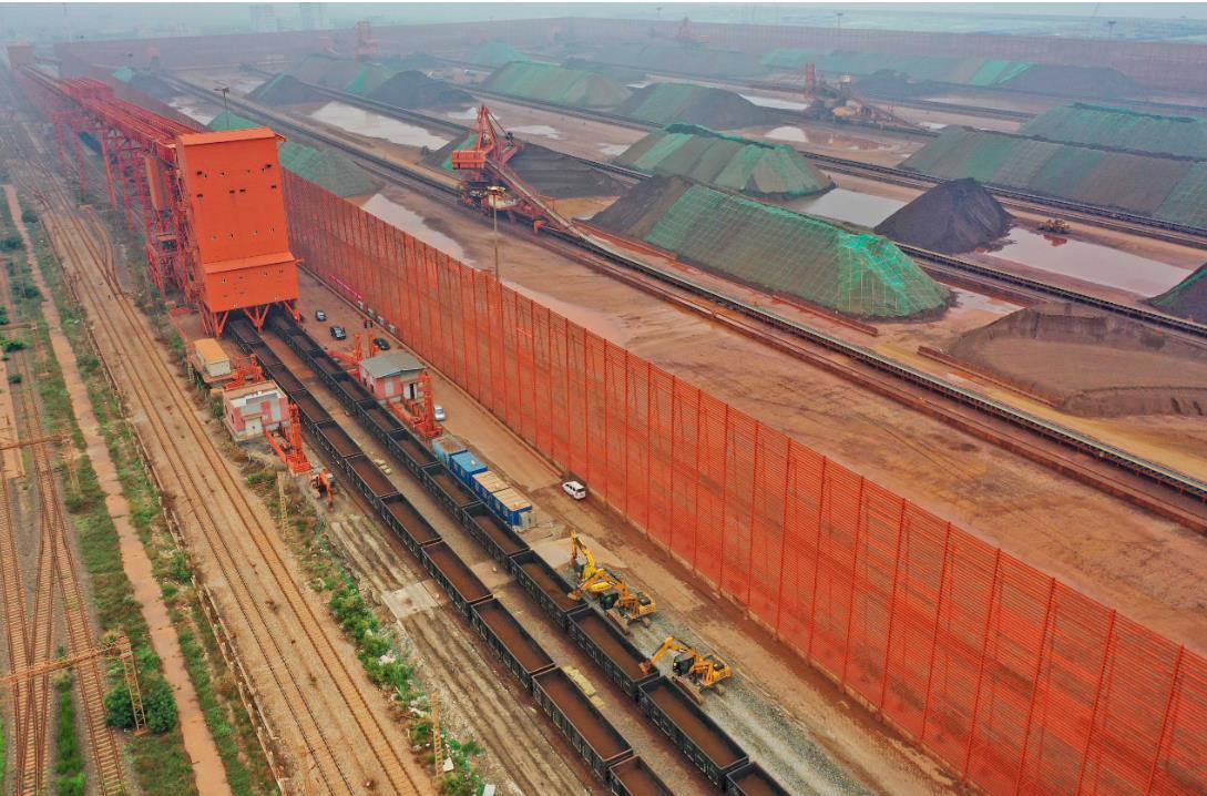 """中国钢铁将迎来""""三个全面""""的关键十年,钢铁行业""""公转铁""""仍需协调推进"""