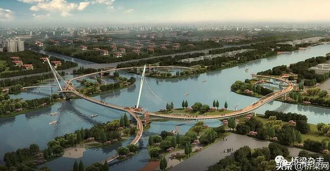 景观桥梁创新设计手法及应用分析