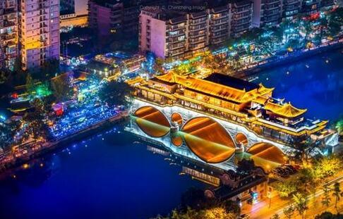 2020年中国十大幸福城市,有你的家乡吗