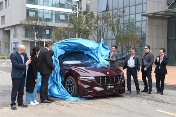 格罗夫氢能乘用车将于2019上海车展开启预售,并于2020年交付