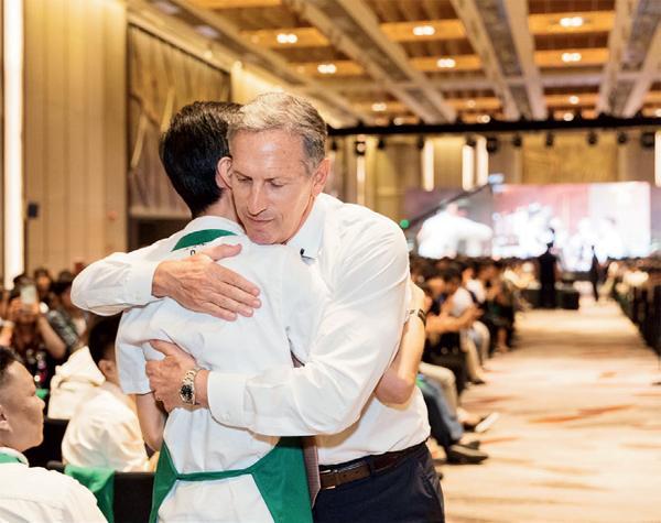 星巴克创始人霍华德·舒尔茨:星巴克在中国的发展战略及成功原因