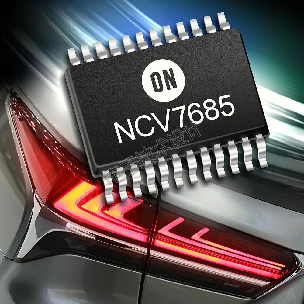 汽车照明或是自动驾驶发展的关键节点,细数十大创新汽车LED及驱动器