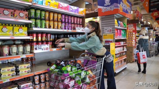 香飘飘奶茶海外热销,国民奶茶如何成海外美食新潮流?