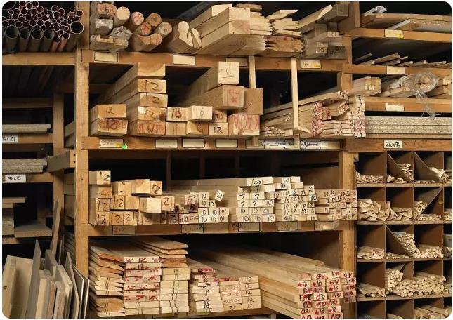 杉木、松木、柏木......盘点古典园林中的常用木材!