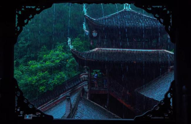 中西古典园林对比:理智与情感之战