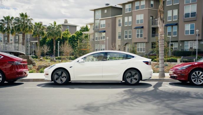 特斯拉2020年超越奥迪 纵身一跃成为美国第四豪华车品牌