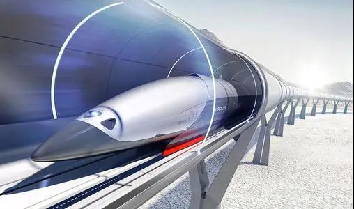 """全国多地规划预留高速磁悬浮线路,中美日德谁会最先推出""""超级高铁"""""""