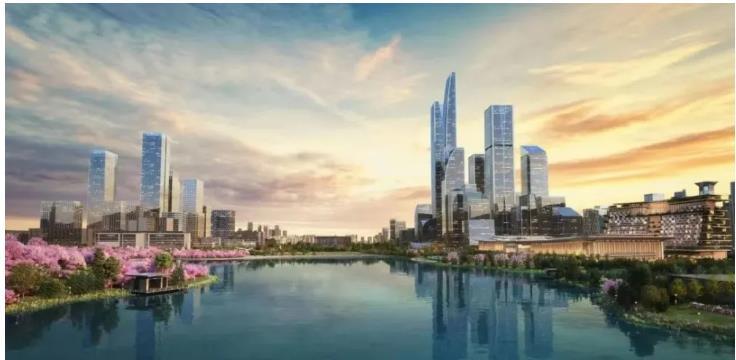 香蜜湖北区开工建设!深圳今年首批222个新开工项目集中启动