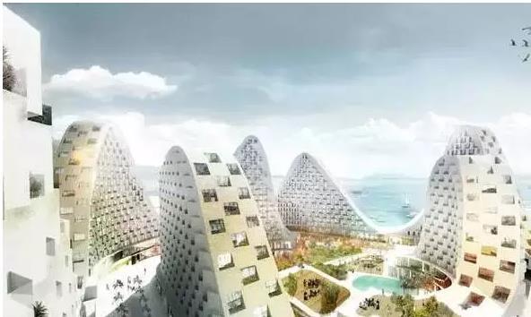 全球十大最具创意的商业建筑,有两个来自中国!