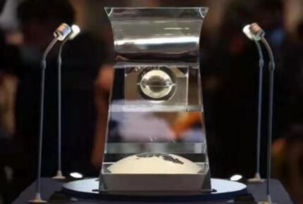 嫦娥五号带回月壤中为何会有玻璃颗粒?系小行星撞击产生高温高压所致