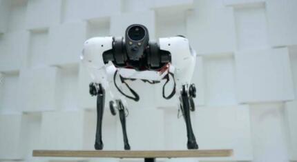 腾讯发布自研多模态四足机器人Max,机器人能否承载腾讯的AI未来