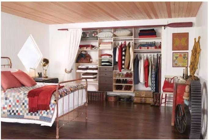 储藏室装修设计,如何打造储物间,让储物间利用率最大化?