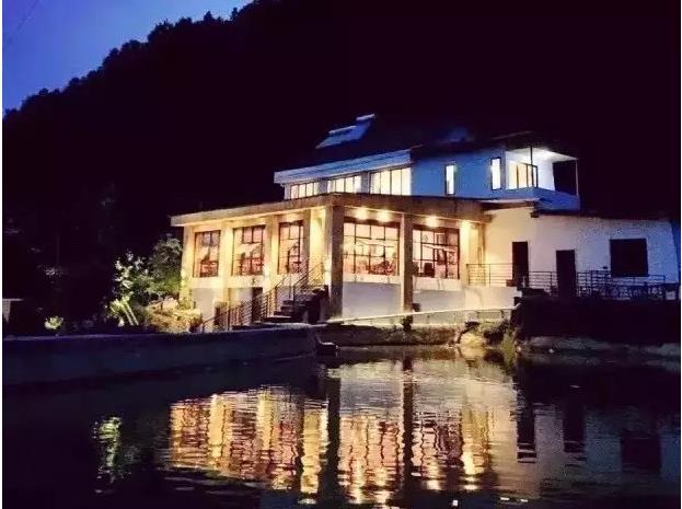 盘点12家来自重庆的山间民宿,让你隐居山林间,听风听雨!