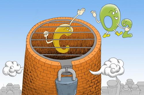 """关注""""减碳目标"""":建议为减碳、脱碳产业化规模化发展提供政策支撑"""