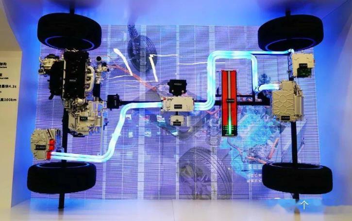 预判:比亚迪DM-x平台及电动化全新超级电四驱技术状态
