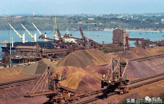 中国铁矿石进口量增长2.8%,创历史新高