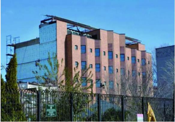 柱承重式钢模块建筑结构体系适用高度研究
