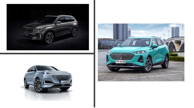 摩卡、星越L、UNI-K能否打破合資品牌霸占中高端SUV市場的僵局