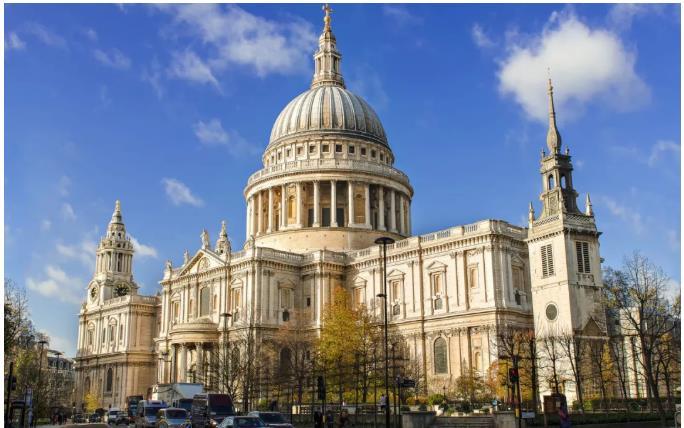 流行于17世纪至18世纪的欧洲建筑风格——巴洛克建筑风格