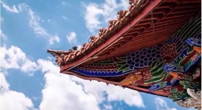 中国古典园林建筑艺术的美学思想