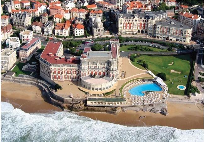 盘点全球景色最美、最梦幻、最壕的顶级酒店!