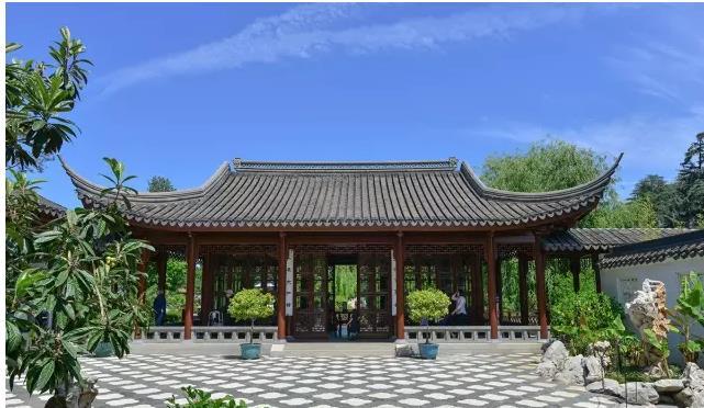 盘点那些在国外十分著名的中国园林式园林